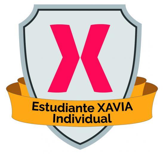 Pin Estudiante XAVIA