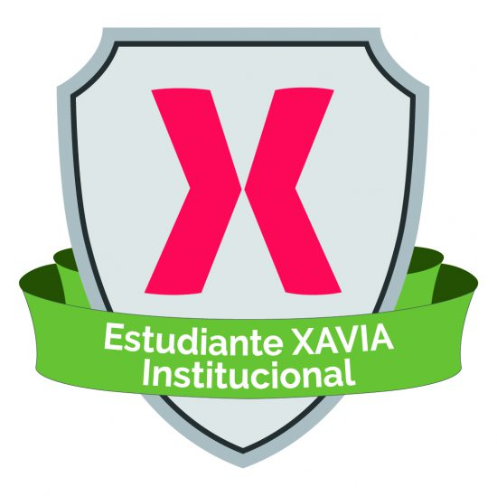 Pin Estudiante Xavia Institucional